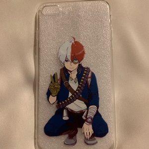 Todoroki iPhone 7 Plus/8 Plus Case